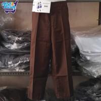 Celana Panjang SD Coklat (Seragam Pramuka) (Seragam SD)
