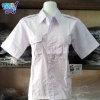 Baju Pendek PKS (Paskibra) (Seragam Sekolah) (Seragam Satpam)