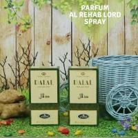 Parfum Minyak Wangi Non Alkohol Ori Arab Saudi Al Rehab Dalal Spray