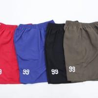 [Dapat 8pcs] Celana pendek Premium Plus 99 / 4 warna