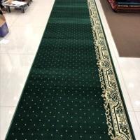 Ada BONUS Hari Ini, Grosir Karpet Masjid Meteran Murah Lebar 120cm