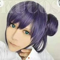 Kucos Love Live! Nozomi Toujo New Year Version no Braid / Wig Cepol