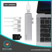 DODOCOOL DC53 7in1 USB Type C Hub for Macbook Pro Multifungsi Satechi