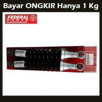 Federal FP-52A00-KWB-2700 Shockbreaker Belakang  Revo Absolute/Blade