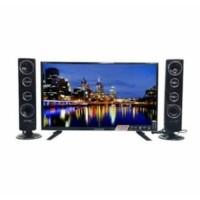 Polytron PLD32T1500 Tower CinemaX TV LED - [32 Inch] garansi 5thn