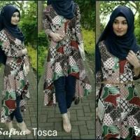 Setelan / Baju Wanita Muslim Safira Batik