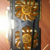 VGA ZOTAC GTX650ti BOOST 2GB DDR5 192BIT
