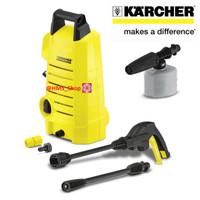 Paket Karcher K1 + FJ 3 Foam Jet | High Pressure Cleaner | Car & Motor