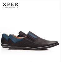 Harga original xper brand new spring autumn men shoes comfortable slip   antitipu.com