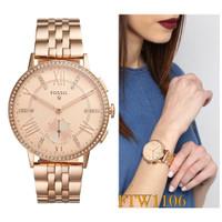 Jam Tangan Fossil Smartwatch FTW1106 Original