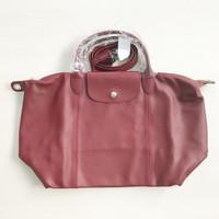 Tas Hand Bag Wanita Cewek Longchamp LC Bag Authentic Original