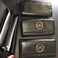 Dompet  Wanita Cewek Michael Kors MK Wallet  Authentic Original