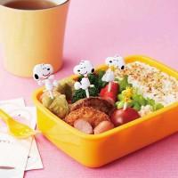 Snoopy Woodstock Peanut Lunch Pick