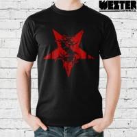 Kaos Band Metal - Sepultura Red Logo