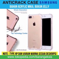 Anti Crack / Anticrack / Anti Shock Case Samsung S7 EDGE, S8, S8+ PLUS