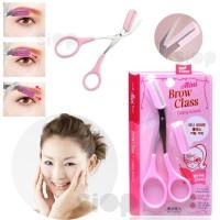 Gunting Alis Mini Brow Class - Eyebrow Scissors