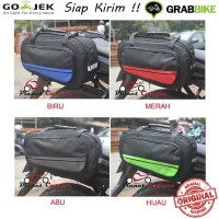 SIDEBAG PC XTRAIL  (TAS SAMPING PC XTRAIL) LIS MERAH