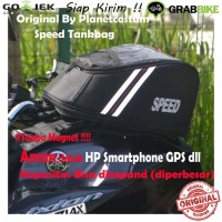 TANKBAG SPEED (TAS TANGKI) UNTUK MOTOR VIXION BARU (NEW VIXION)