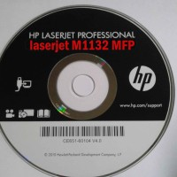 CD/DVD Printer HP laserjet M1132 MFP
