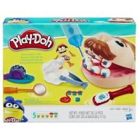 Play-Doh Doctor Drill n Fill Retro Pack Hasbro Original Kado Anak