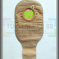 Colostomy Bag / Kantong Kolostomi Model 2 Piece HOLLISTER - USA