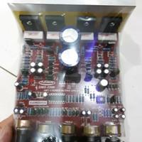 KIT SPEAKER AKTIF STEREO DMS2200 300W TOSHIBA ORIGINAL