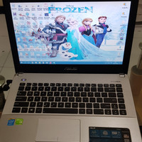 Laptop Asus x450jf core i7 4700hq