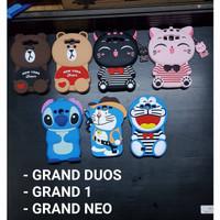 SAMSUNG GRAND 1 - GRAND NEO  - GRAND DUOS - CASE BONEKA 3D