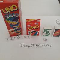 Harga mainan uno stacko kartu uno dan   Pembandingharga.com