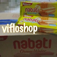 Richeese Wafer Nabati (Cheese / Pink Lava /Chocolate/ White) 145 gr