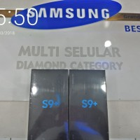 Samsung Galaxy S9 Plus Ram 6/64 Garansi Resmi SEIN