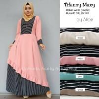 17318 TIFFANY MAXY BY ALICE/cantik/murah/original/pesta/gaun/mewah/hij