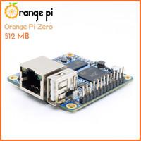 Orange Pi Zero 512 MB (Raspberry Pi compatible)