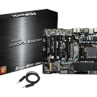 ASrock 990FX Extreme3 Socket AM3+
