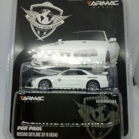 Greenlight Diecast Tarmac Works Nissan Skyline GTR R34 For Paul