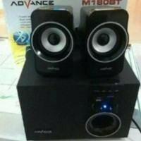 Promo Speaker Bluetooth Advance M180Bt Berkwalitas