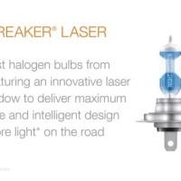 Sale! Lampu Mobil Osram Night Breaker Nbr Laser H4 Hi/Lo 100% Original