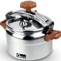 New! Panci Presto 4 Liter Ox-2004 / Oxone Aluminium Pressure Cooker Ox
