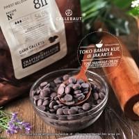 Dark Callets Callebaut Import Belgia Chocolate Couverture 54,5% 250gr