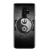 Casing Samsung Galaxy S9 Plus Star Wars Yin Yang E1494