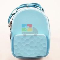 Tas Wanita Usupso / The Water Cube Silicone Daypack Bag (JellyBag)
