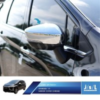 JSL Mirror Cover Spion List Lis Spion Xpander Chrome Original