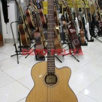 Gitar CORT AB850F - NATURAL ACOUSTIC ELECTRIC BASS
