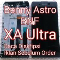 LCD plus TouchScreen plus Frame - Sony Xperia XA Ultra - F3211 Murah