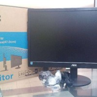 Jual Monitor LED AOC E970SW 18.5 Inch Garansi 1 Tahun Semarang Murah