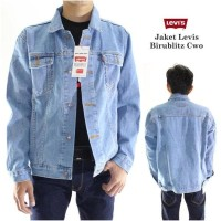 Jaket Jaket Levis Biru Muda | Jual Jacket Denim Aneka Warna