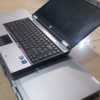 LAPTOP HP ELITEBOOK 8440p core i5 RAM 4GB HDD 250GB MULUS DAN MURAH