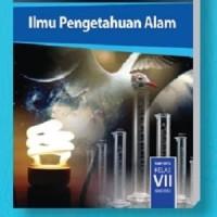Buku IPA Semester 2 SMP kelas 7 kurikulum 2013 Revisi 2017