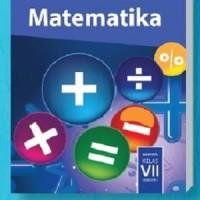 Buku Matematika Semester 2 SMP kelas 7 kurikulum 2013 Revisi 2017