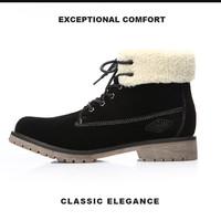 Harga original xper brand men shoes martin men winter boots bt04 sepatu   antitipu.com